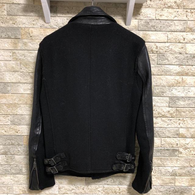 BUFFALO BOBS(バッファローボブス)のバッファローボブズ ライダースジャケット メンズのジャケット/アウター(レザージャケット)の商品写真