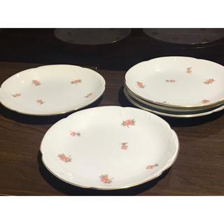 オクラ(OKURA)の大倉陶園 Okura お皿 5枚(食器)