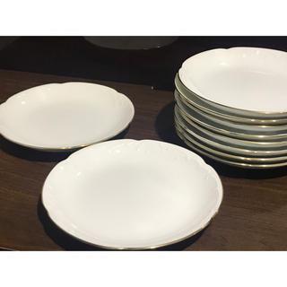 オクラ(OKURA)のOkura 大倉陶園 お皿 10枚(食器)