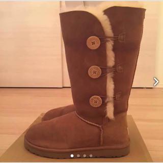 アグ(UGG)の※値下げ 新品同様 美品 正規品 UGG オーストラリア購入品 ムートンブーツ(ブーツ)