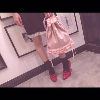イートミー(EATME)のEATME ♡フリルバック♡リュック(リュック/バックパック)