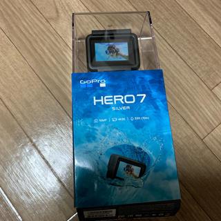 ゴープロ(GoPro)のGoPro HERO7 シルバー(コンパクトデジタルカメラ)