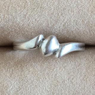 (56)シンプルデザインリング シルバー アンティーク(リング(指輪))