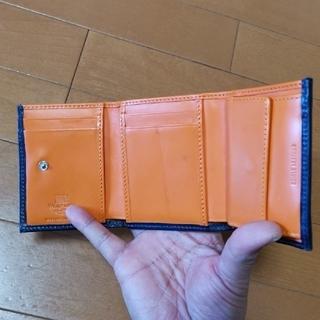 ホワイトハウスコックス(WHITEHOUSE COX)の【UA別注完売品】ホワイトハウスコックス ワンハンドウォレット(折り財布)
