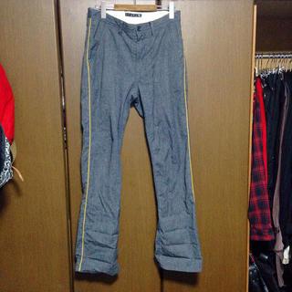バルデセブンティセブン(Varde77)の◯USED◯varde77 PIPING LINE PANTS Sサイズ(その他)