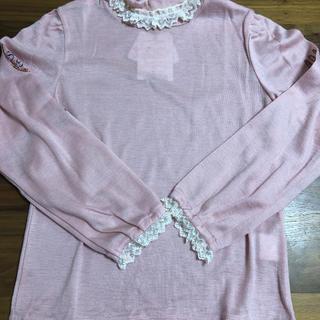シャーリーテンプル(Shirley Temple)の新品未使用 シャーリーテンプル  カトラリートップス130(Tシャツ/カットソー)