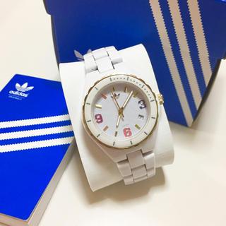 アディダス(adidas)のadidas 時計 レディース【最終値下げ】今週削除します!(腕時計)