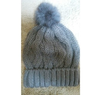 エイチアンドエム(H&M)の🎀未使用🎀  H&M  ニット帽(ニット帽/ビーニー)