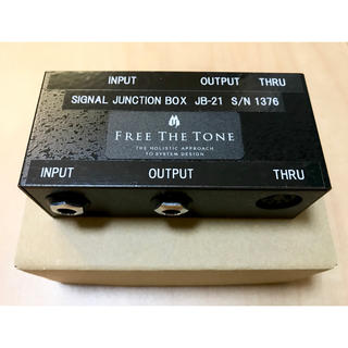 FREE THE TONE / JB-21(その他)