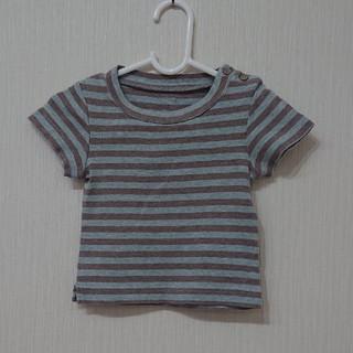 キムラタン(キムラタン)のボーダーTシャツ 70 *fas(Tシャツ)