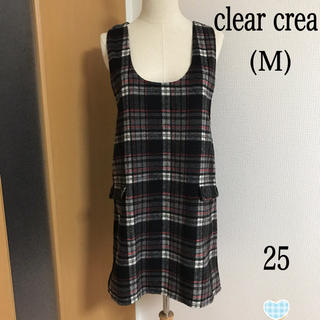 クリアクレア(clear crea)のclear crea レディース  チュニック(M)(チュニック)