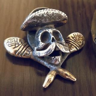 ガルシア(galcia)のガルシア スカル ネックレストップ(ネックレス)