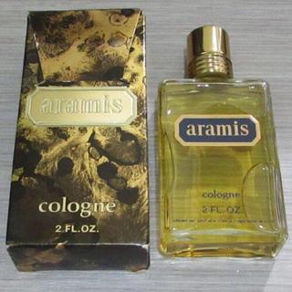 アラミス(Aramis)のaramis cologne 香水 フレグランス 箱付 送料無料(香水(男性用))