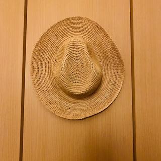 ジャーナルスタンダード(JOURNAL STANDARD)の麦わら帽子 ラフィア ハット(麦わら帽子/ストローハット)