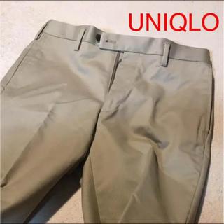 ユニクロ(UNIQLO)の【美品】UNIQLO メンズ スラックス(スラックス)
