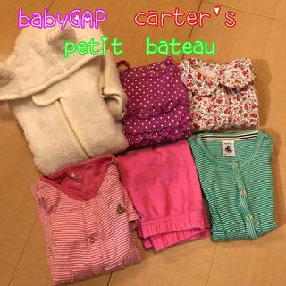 ベビーギャップ(babyGAP)のベビー服 まとめ売り(ロンパース)