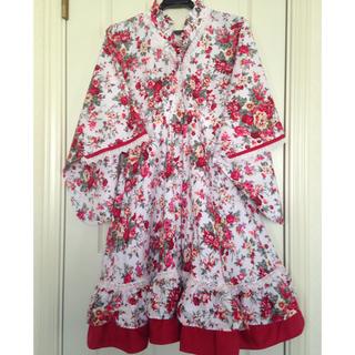 キャサリンコテージ(Catherine Cottage)のucha3939様専用 キャサリンコテージ 着物ドレス 140(和服/着物)