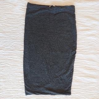 エイチアンドエム(H&M)のH&M ベーシック ストレッチタイトスカート(ひざ丈スカート)