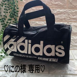 アディダス(adidas)の▲▼ ミニ バック ▲▼ adidas(その他)