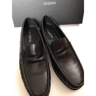 ジョゼフ(JOSEPH)の【美品】ジョセフ メンズ シューズ 41 《革靴》(スリッポン/モカシン)