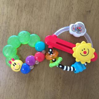 フィッシャープライス(Fisher-Price)の赤ちゃんおもちゃ(がらがら/ラトル)