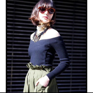 The Dayz tokyo - The days Tokyo 新品 ロングクロスニット デイズ トウキョウ