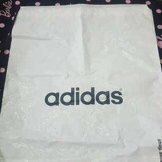 アディダス(adidas)のアディダス ショップ袋 紐つき(ショップ袋)