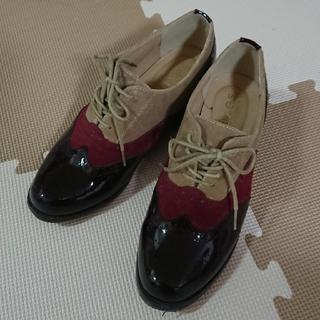 アクシーズファム(axes femme)の【 値下げしました】axes femme オックスフォード (ローファー/革靴)