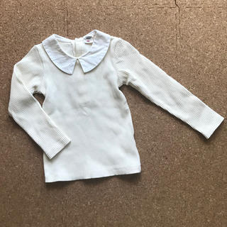 アカチャンホンポ(アカチャンホンポ)のリブニット 襟付き 100cm 赤ちゃん本舗(Tシャツ/カットソー)