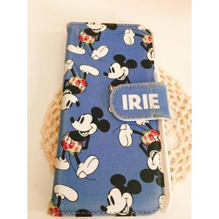 アイリーライフ(IRIE LIFE)のIRIE LIFE Disney iPhoneケース(iPhoneケース)