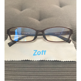ゾフ(Zoff)のZOFF PC用メガネ(PC周辺機器)