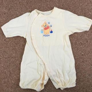 シマムラ(しまむら)の【Baby Pooh】ツーウェイオール(カバーオール)