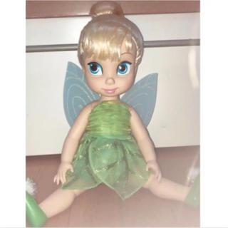 ディズニー(Disney)のアニメータードール ティンカーベル(人形)