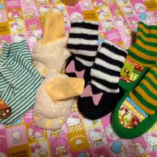キッズズー(kid's zoo)の☆ベビー 靴下(靴下/タイツ)