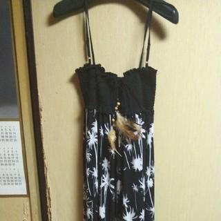 シマムラ(しまむら)のしまむら。ドレス!!大きなサイズ!!(ミディアムドレス)