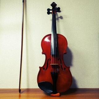 【良機良音】ドヴォルザーク 4/4 バイオリン (ヴァイオリン)