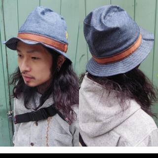 アールディーズ(aldies)の【美品】ALDIES バケット ハット 帽子(ハット)