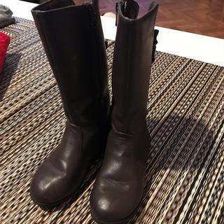 ブリーズ(BREEZE)の美品♡BREEZE♡ブーツ17cm(ブーツ)
