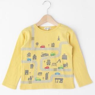 シューラルー(SHOO・LA・RUE)のSHOO・LA・RUE KIDS ロードプリント ロンT(Tシャツ/カットソー)