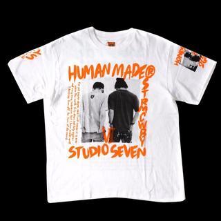 アベイシングエイプ(A BATHING APE)のHUMAN MADE for STUDIO SEVEN  Tシャツ(Tシャツ/カットソー(半袖/袖なし))
