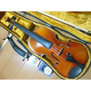 スズキ(スズキ)の高級 国産オールドバイオリン SUZUKI 特No.2 4/4 オールド(ヴァイオリン)
