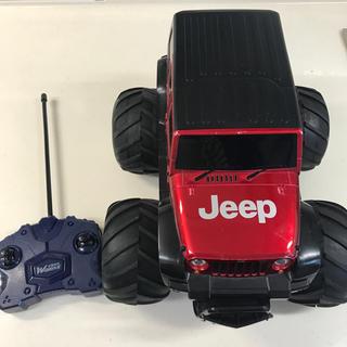 ジープ(Jeep)のラジコン(トイラジコン)