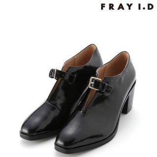 フレイアイディー(FRAY I.D)のFRAY I.D♡ヒールローファー(ローファー/革靴)