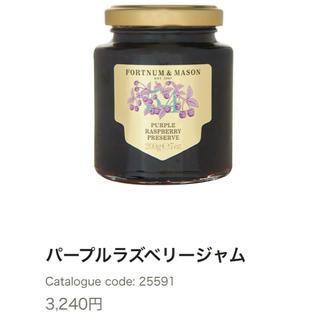 フォートナム&メイソン ジャム(缶詰/瓶詰)