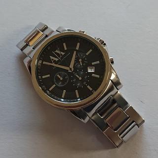 アルマーニAX 腕時計 アナログ