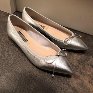 イエナ(IENA)の美品/inter-chaussures/バレエシューズ(バレエシューズ)