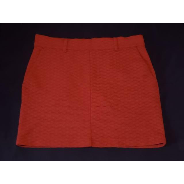 LOWRYS FARM(ローリーズファーム)のローリーズファーム タイトミニ 送料込み オレンジ系 レディースのスカート(ミニスカート)の商品写真