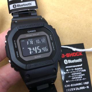 ジーショック(G-SHOCK)のcoco様専用 G-shock GW-B5600BC-1BJF  新品未使用(腕時計(デジタル))