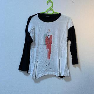 ザラ(ZARA)のZARA (Tシャツ(長袖/七分))