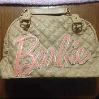 バービー(Barbie)のバービー ベージュ バッグ(ボストンバッグ)
